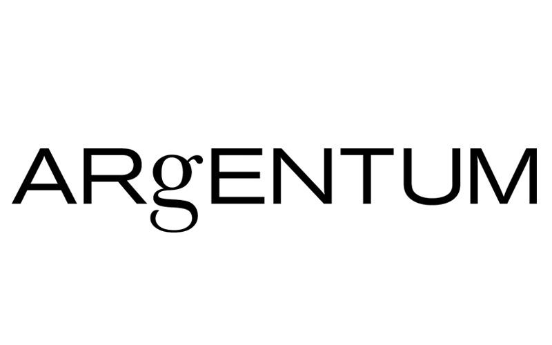 ARGENTUM NAME LOGO